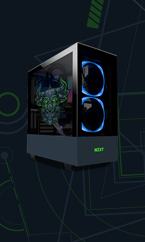Gaming pc'er